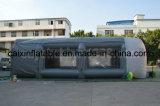 Cabina di spruzzo gonfiabile mobile, cabina gonfiabile della vernice