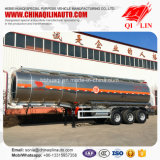 Общего размера 11700mm*2500mm*3750mm топлива топливозаправщика трейлер Semi