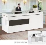 Стол приема офисной мебели, самомоднейший стол приема