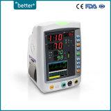 De medische Geduldige Monitor van de Levensteken van de Multiparameter van de Apparatuur BT-V2