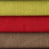 Sofa de textile de plan de polyester de Linien et tissu à la maison de teinture de literie