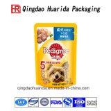 fait sur mesure de haute qualité chien sacs de l'emballage alimentaire