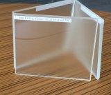 Ventana de vidrio templado y puerta de vidrio templado con vidrio ácido grabado con Ce & CCC