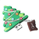 Подгонянный USB Flash Drive для Christmas Gifts