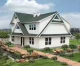 50 anni di lunga vita della portata di alloggiamento prefabbricato della piccola villa d'acciaio della famiglia di montaggio