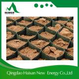 Stärke Geocell China-1.1mm-1.6mm für Stützmauer