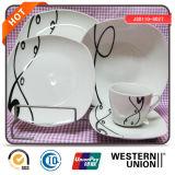 Vajilla de cerámica de la alta calidad 30PCS