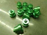 Pezzi meccanici d'anodizzazione di giro di macinazione di precisione di CNC dell'alluminio