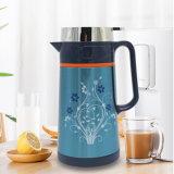 L'arabe OEM de vente de pot de café chaud en acier inoxydable 1,0 L de remplissage de verre isolation sous vide/1.3L/1.6L/1,8 l