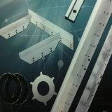Lama di carta della ghigliottina fatta dal HSS, dal CTT e dai materiali ecc