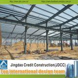 Bajo costo y alta calidad Estructura de Acero Construcción Jdcc Worshop1050