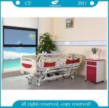 Chambre ICU avec batterie Ce ISO 5-Fonctions Lit électrique (AG-BY003C)