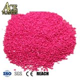 Colore di plastica Masterbatch del riempitore di PP/PE/PVC/Pet/ABS/PC/LDPE/HDPE per l'iniezione/espulsione/stampaggio mediante soffiatura