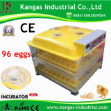 Micro-Computer incubateur d'oeufs de poulet pour la vente (KP-96)