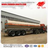 Вес тары алюминиевого сплава 6 мазута топливозаправщика тонн трейлера Semi