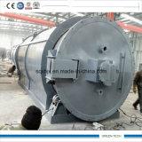 Máquinas de Refinação de Pneus de Resíduos de 15tpd Obtendo Óleo de Pirólise
