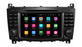 DVD-плеер автомобиля GPS автомобиля автомобильного радиоприемника Carplay для Мерседес C/Clk Anti-Glare (опционно)