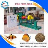 Toda a linha de truta dourada máquinas de fabricação de alimentos para peixes