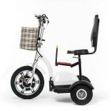 2017 ثلاثة عجلة يطوي كهربائيّة درّاجة ثلاثية [سكوتر] مع [فكتوري بريس]