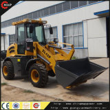 carregador Zl12f da roda 1.2ton da potência do mapa de China