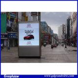 Signe de défilement de panneaux de publicité de plein air (GD-SCR)