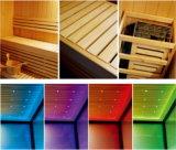 Salon combiné combiné de sauna et de vapeur de style européen Monalisa (M-6035)