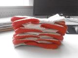 10T/C обоснованный уровень качества Latex Coated Safety Gloves
