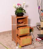خيزرانيّ خشب رقائقيّ خيزرانيّ خزانة أثاث لازم خيزرانيّ خيزرانيّ تخزين أثاث لازم