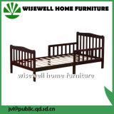 Kiefernholz-Kind-einzelnes Bett in der schwarzen Farbe (W-B-0060)