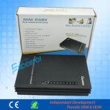 Sistema de teléfono PBX Excelltel Soho Oficina PBX Md208 Pequeño Pabx