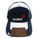 Panel 6 Gorra con logo bordado BB181