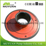 Центробежная резиновый материальная турбинка запасных частей насоса Slurry