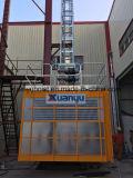 Xmt/Xuanyu определяют материал высоты клетки /Twin супер и строительный подъемник пассажира
