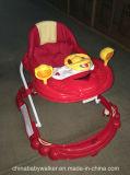Супер безгласные Eco-Friendly 360 всеобщих частей ходока младенца большого колеса напольных