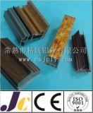 アルミニウムプロフィール、アルミニウムプロフィール(JC-C-90064)の別の粉のコーティングの別の表面処理