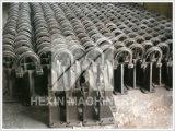 Le tube guide des brides de fixation de feuille de tube de bâtis avec ISO9001