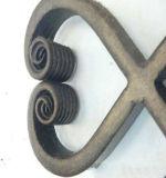 Balanceo ornamental Mahchine de la bobina del hierro