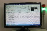 Carretel a bobinar codificação, impressão e sistema de inspeção de RFID