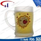 tasse en verre de l'eau de vente en gros neuve du modèle 410ml (CHM8102)