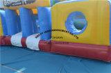 Parco di divertimenti gonfiabile di ostacolo della corsa