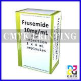 カスタム薬の包装のカートンボックス