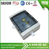 6 Zeichenkette-Solarreihen-System 600V Gleichstrom-Kombinator-Kasten vom China-Grossisten