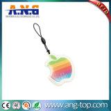 イベントの札をつけることのための13.56MHz高周波RFIDの水晶エポキシの札