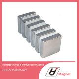 Magnete permanente personalizzato del neodimio di NdFeB del blocchetto di bisogno N50-N52 di potere eccellente