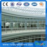 Parede de Cortina de vidro temperado para Edifício residencial e comercial