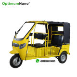 Dreirad 60V 48V 80ah der Rikscha-Lithium-Batterie-1200W 850W