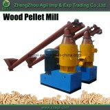 Piccola macchina di legno della pressa della pallina della paglia della segatura per lo spreco della biomassa