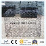 Casella di Gabion e maglia esagonale pesante Gabion (fabbrica)