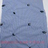 Broder les fils des tissus teints pour chemise jupe vêtement Chidlren