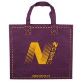 Sacchetti di acquisto non tessuti stampati abitudine per gli indumenti (FLN-9063)